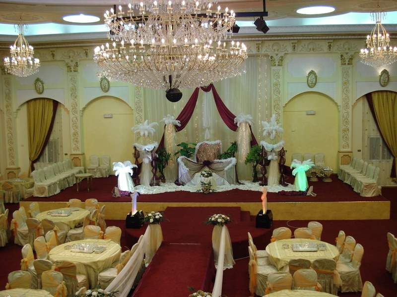 قاعات افراح جده قاعة الف ليلة وليلة بجده تأجير قاعات افراح Wedding Party Decorations Wedding Hall Arab Wedding