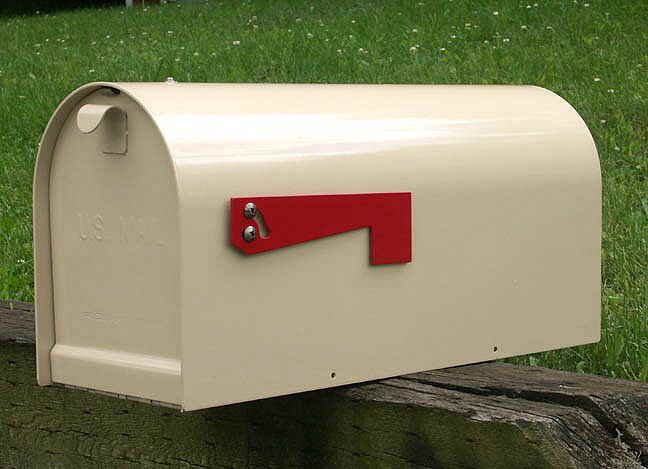 Titan Heavy Duty Steel Mailbox From Special Lite Steel Mailbox Mailbox Collection Box