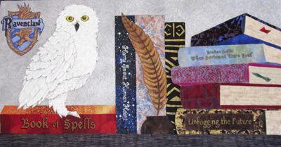 Amanda s harry potter quilt quilts england design studios