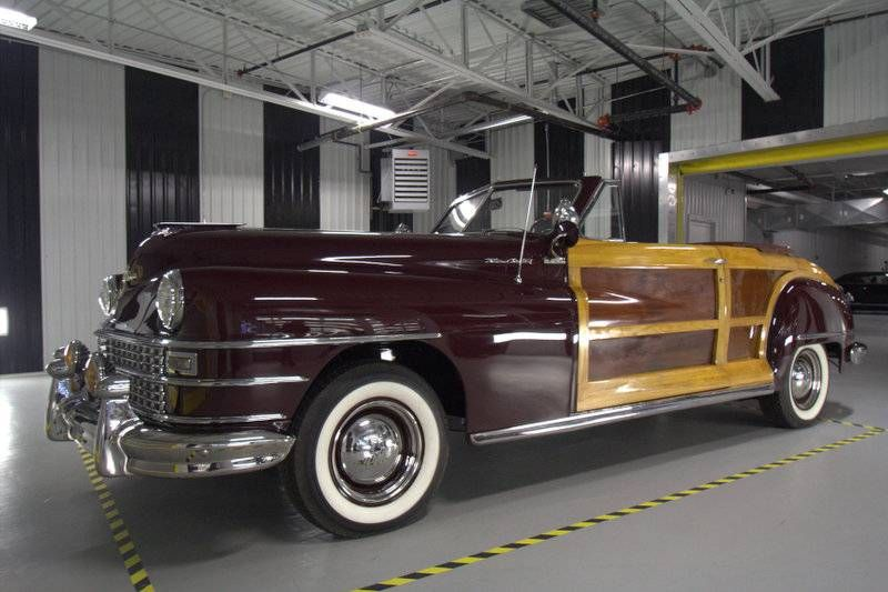 1946 Chrysler Town Country For Sale Chrysler Town And Country