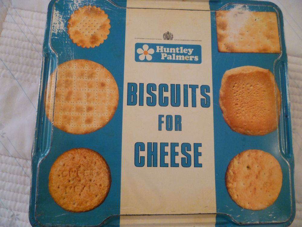 Biscuit Tin | EBay