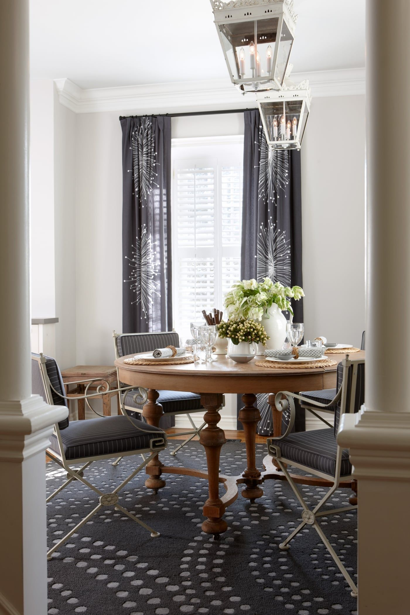 Country Contemporary elegant country dining wood with