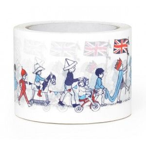 """Royal Party"" - design tape from Belle and Boo"