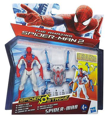 Hasbro Spiderman A5703 Iron Claw Spider Strike action figure toy