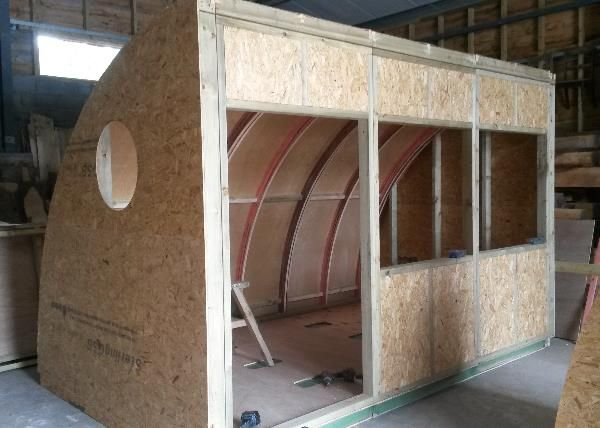 office garden pod. small camping pod or garden office room one day a studio pinterest gardens and