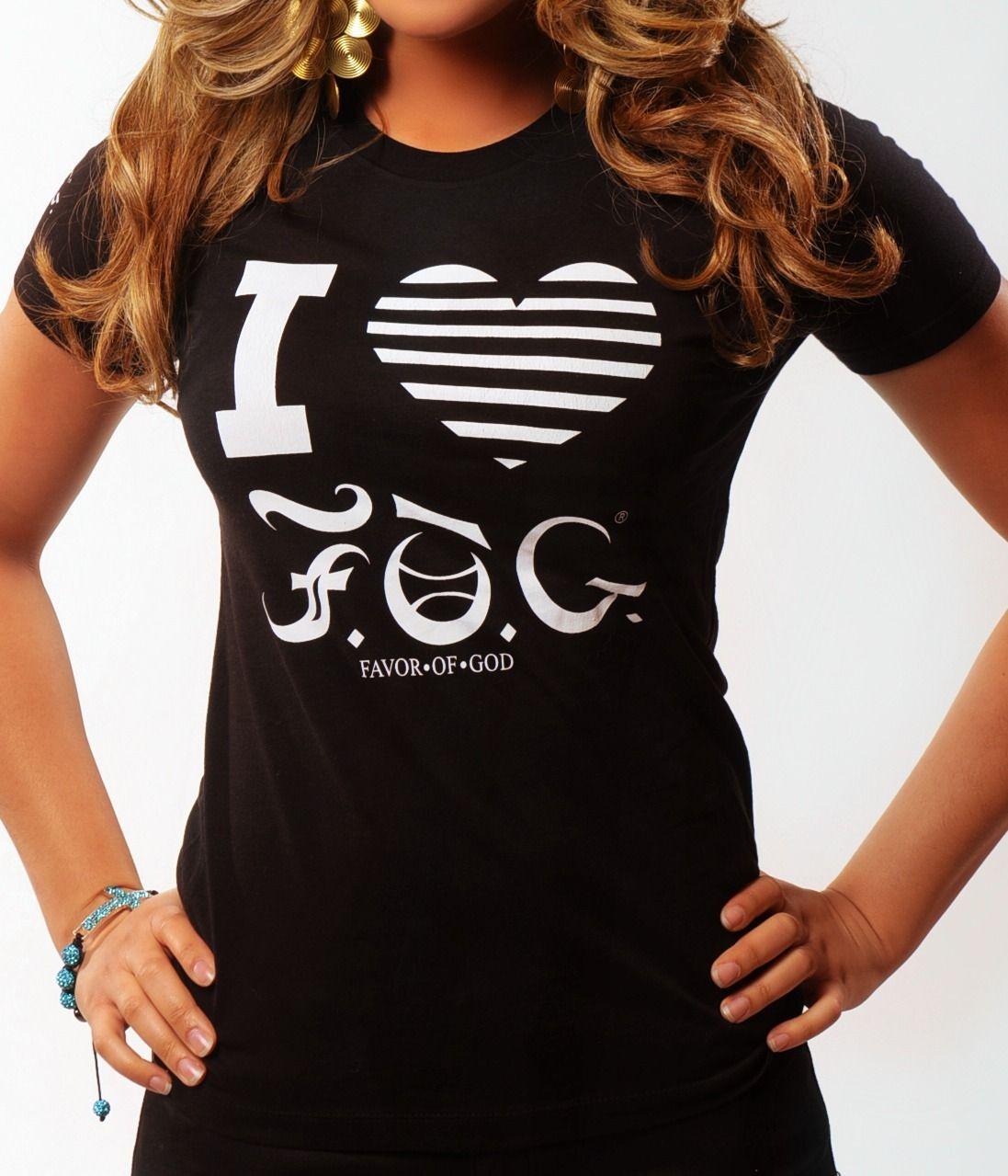 F.O.G. FAVOR OF GOD | ONLINE STORE  - F.O.G. I LOVE Christian T-Shirt - Black , $25.00 (http://www.fogcollection.com/f-o-g-i-love-christian-t-shirt-black/)