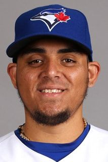 Roberto Osuna - 2015 Blue Jays Closing Pitcher