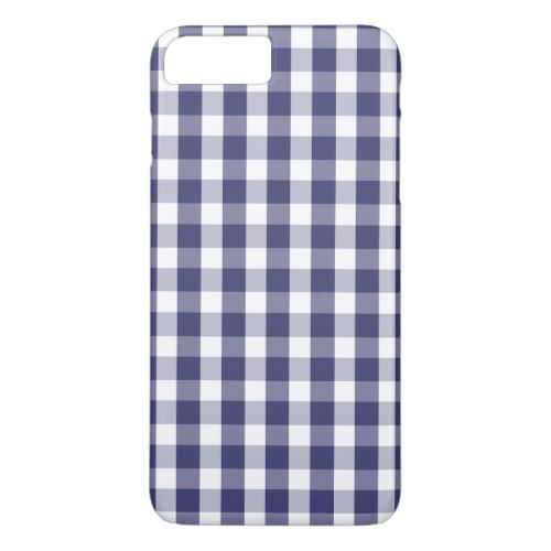 checked iphone 7 plus case