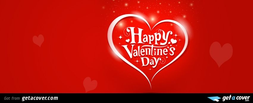 Most Beautiful Valentines Day Facebook Cover For Your Fb Timeline
