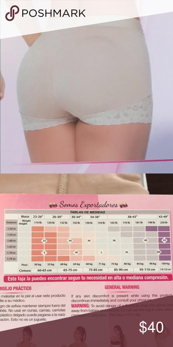 5ba8e46832e panty lace Size L panty lace Size L Fajas Salome Intimates   Sleepwear  Panties