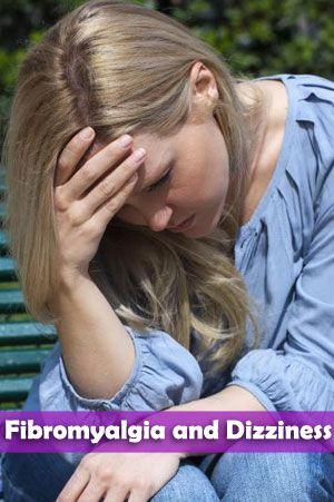 #Fibromyalgia and #Dizziness