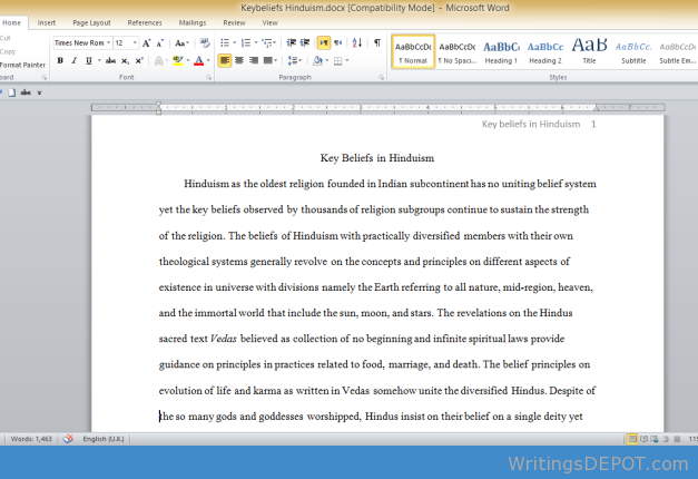 Example Thesis Statement Essay Download Httpwritingsdepotcomdownloadskeybeliefshinduism Essay Health also The Importance Of Learning English Essay Pin By Writingsdepot On Essays  Homework Thesis Statement Student Examples Of Thesis Statements For Persuasive Essays