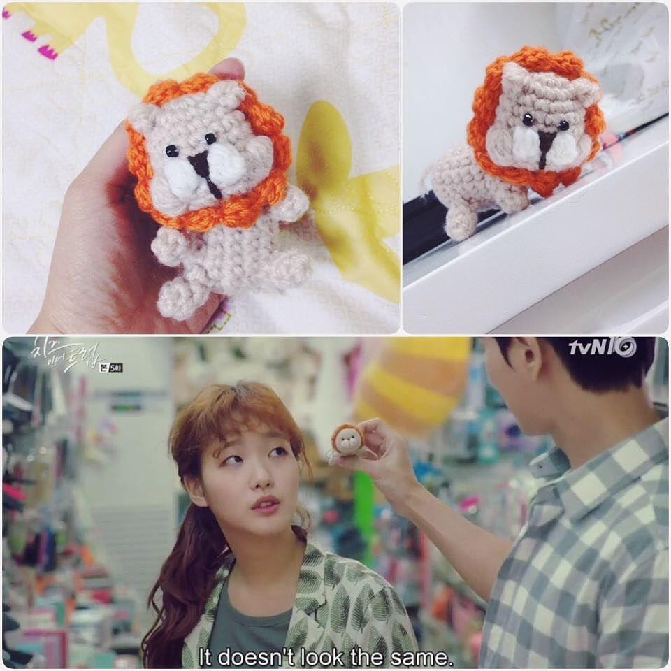 #cheeseinthetrap #lion #amigurumi #crochet #cute #diy #handmade by haphuong0072004