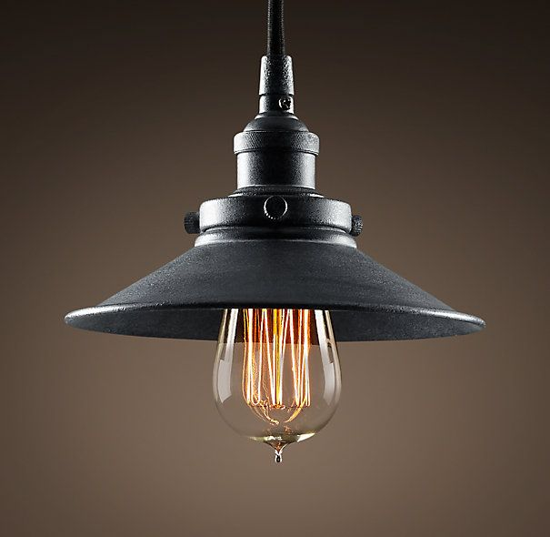 restoration industrial pendant lighting. Pendant Lighting · 100x More Reasonably Priced Than The Pulley One. Metal Filament 7½\ Restoration Industrial R