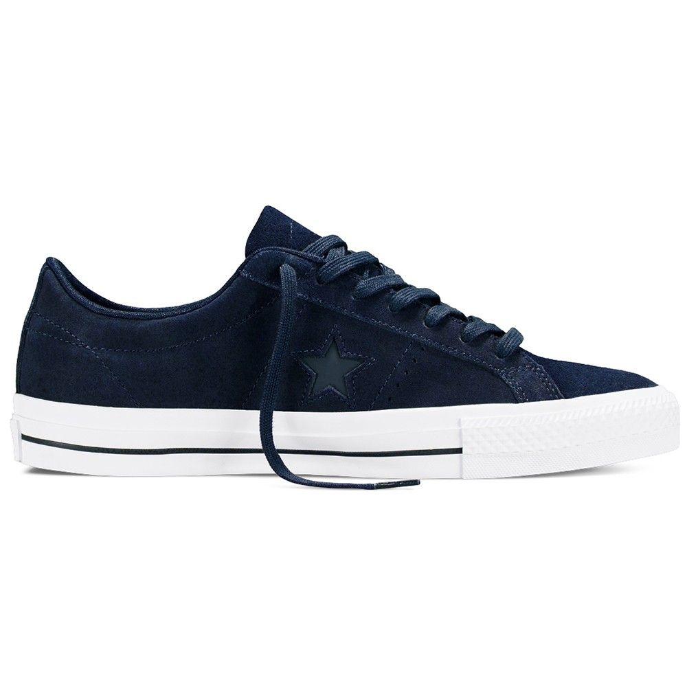 Converse Cons One Star Pro OX road trip blue/white