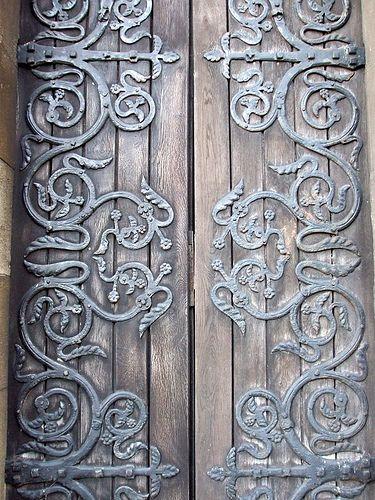 St Mary Redcliffe Church Bristol Rustic Doors Unique Doors Medieval Door