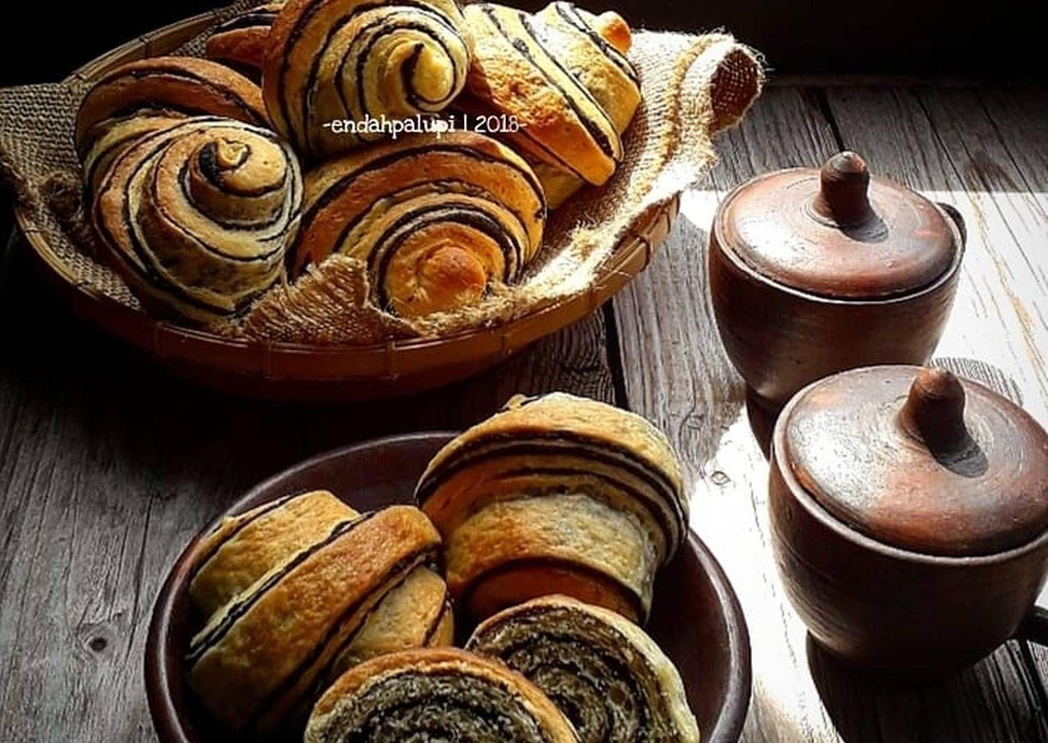 Resep Wassant Bread Oleh Endah Palupi Resep Makanan Resep Makanan Makanan Dan Minuman