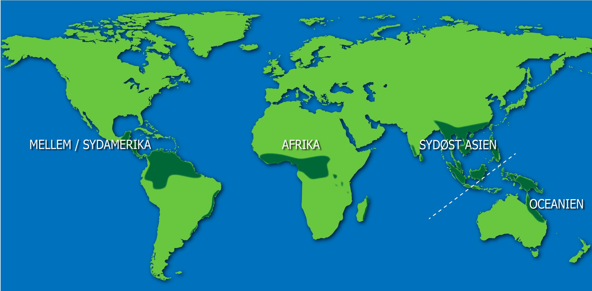 Australien Kontinent Kort Kort Over Australien Kontinent