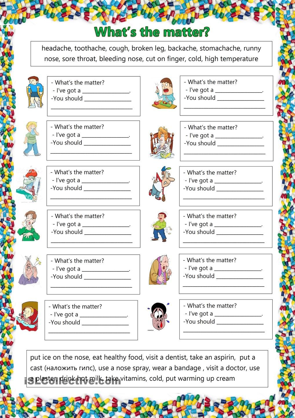 worksheet What Is Matter Worksheet whats the matter esl pinterest english worksheets and worksheet free printable made by teachers