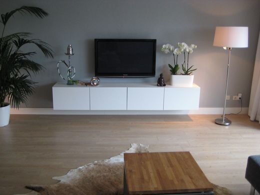 ikea besta tv meubel inredning pinterest dagligstue stue og tv. Black Bedroom Furniture Sets. Home Design Ideas