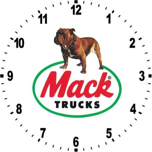 mack truck clocks