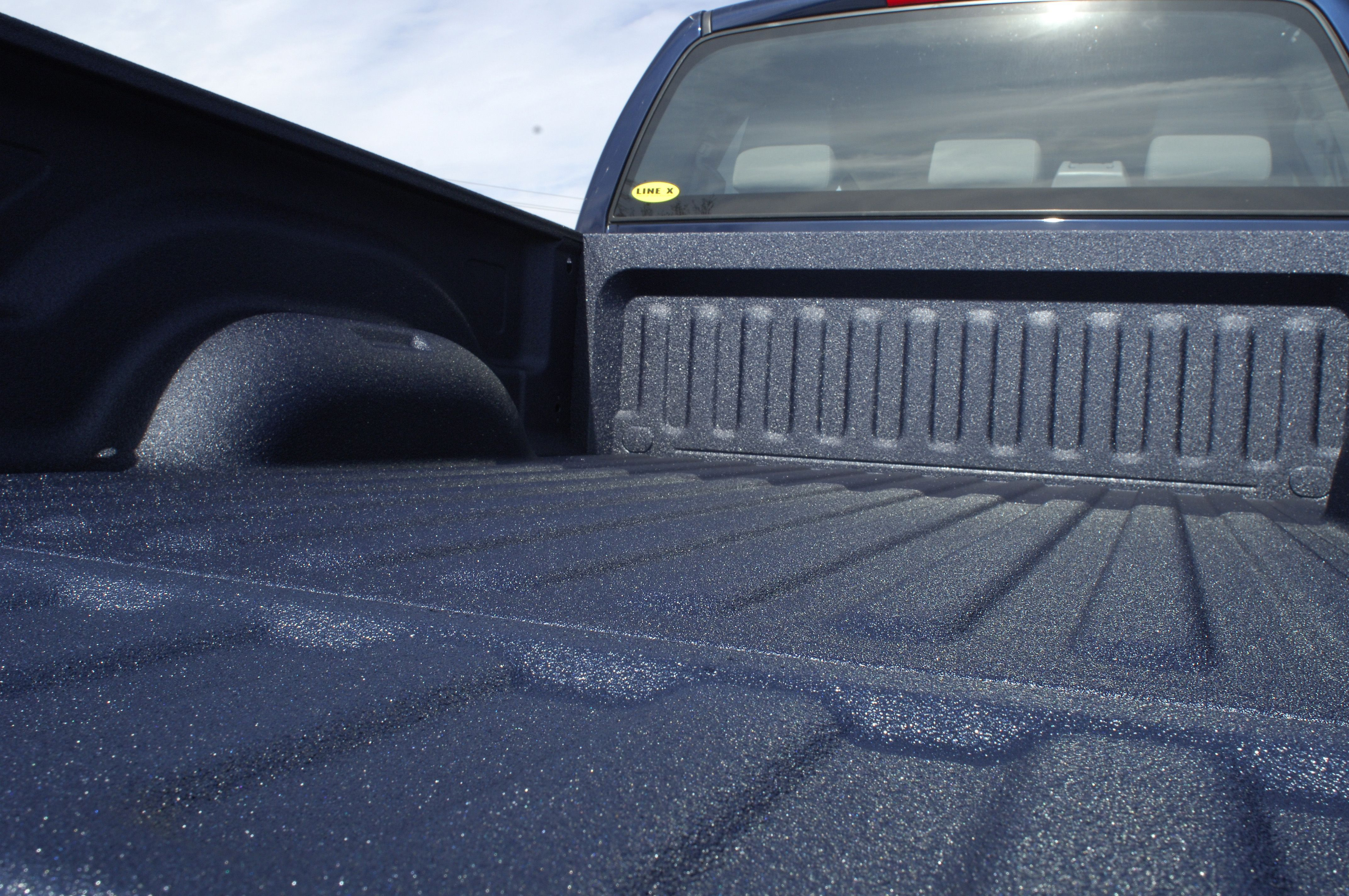 Line X Is The Industry Leader In Truck Bed Protection Offering