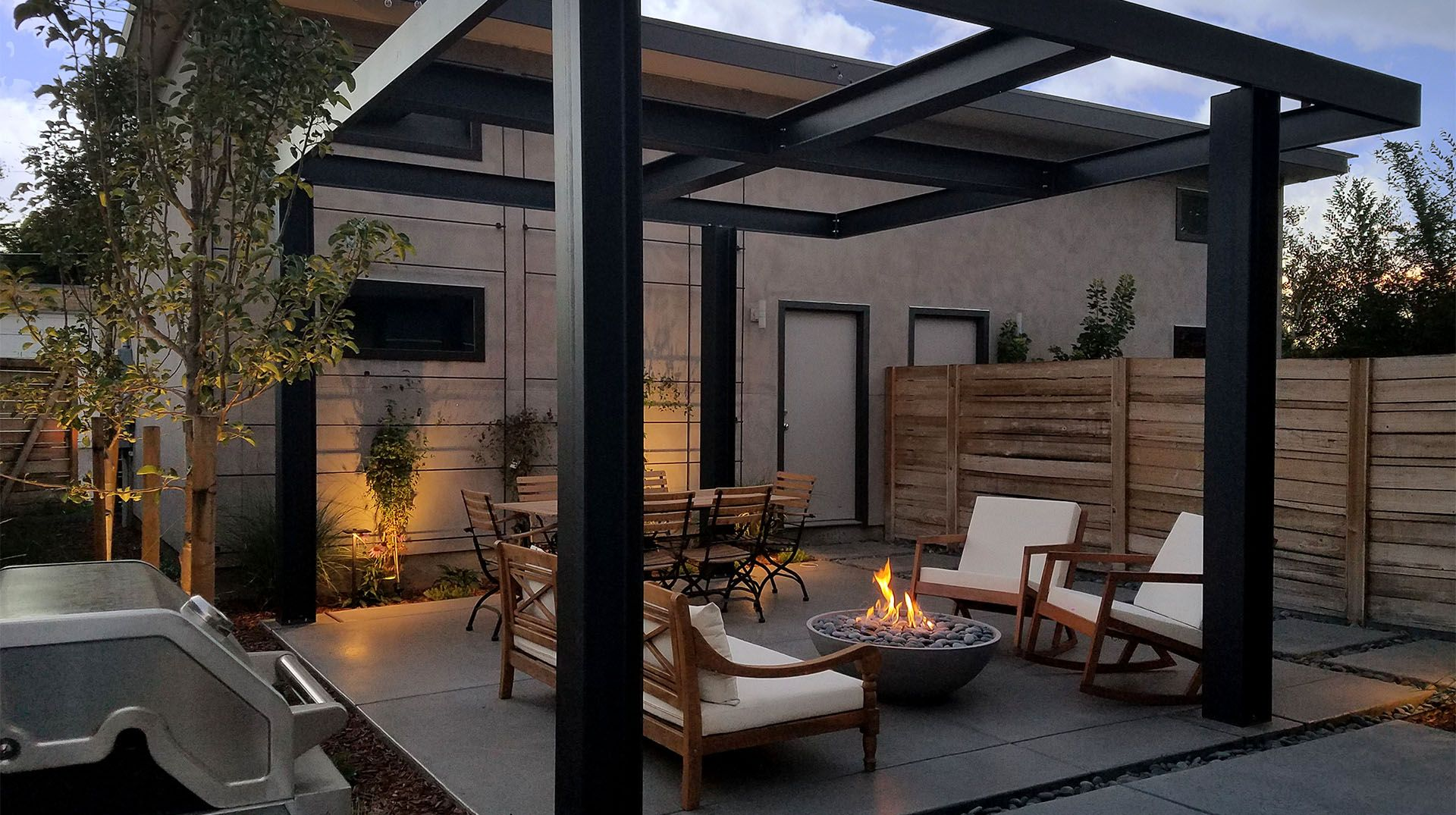 Stapleton Outdoor Oasis By Mile High Landscaping Denver Colorado