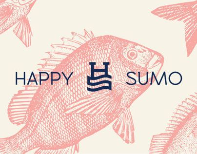 """This was an exercise in rebranding with a local sushi restaurant, Happy Sumo, as my subject. The concept for the new menu is based on a """"chefs choice"""" ordering system, but by letting the restaurant patrons specify just a few options it will make the sushi…"""