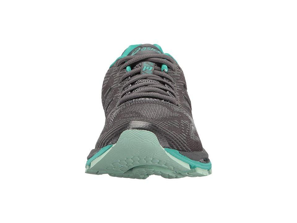 sale retailer d4b8d 356db ASICS GEL-Nimbus(r) 19 Lite-Show Women's Running Shoes Dark ...