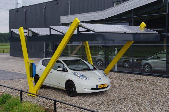 zonnepanelen carport - Google zoeken