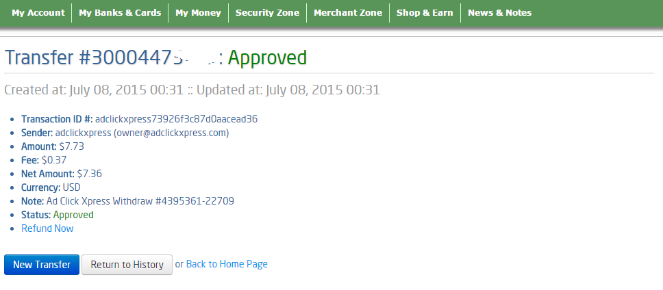 Adclickxpress Withdrawal Proof No 2 How To Make Money Make