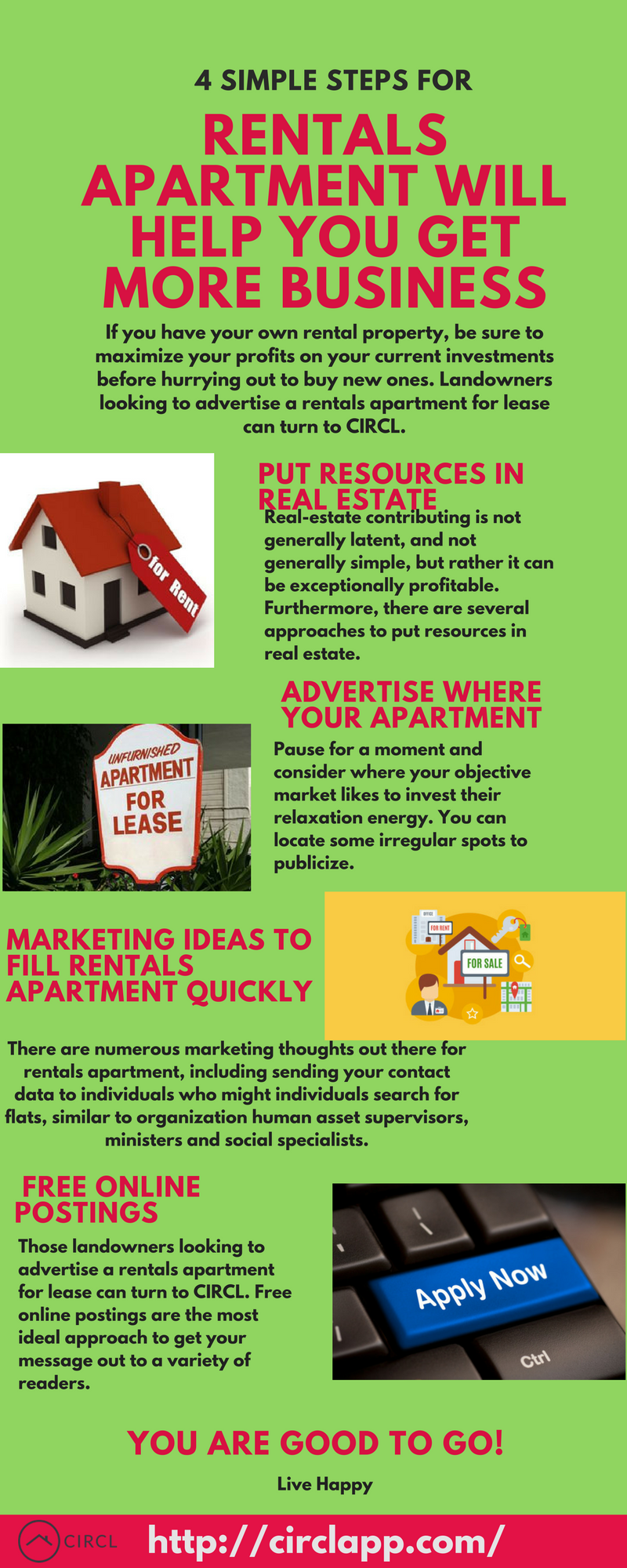 where to advertise rental property for free