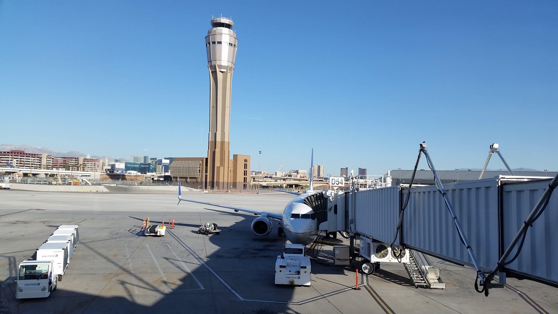 Flughafen Las Vegas McCarran International Airport (mit