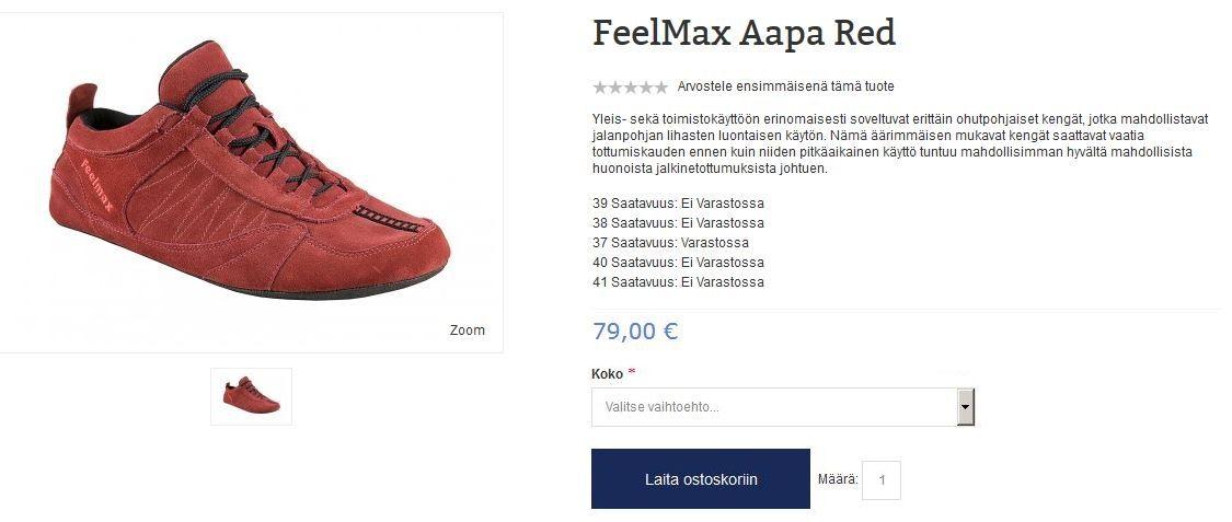 kledjut.com on paras verkkokauppa ostaa erilaisia miesten merkkituotteita. Meiltäsaat Feelmax kengät, kuten Kuuva edulliseen hintaan. Kokeile myös valikoimastamme erittäin kestäviäja tyyliin sopivia Dickies kenkiä.