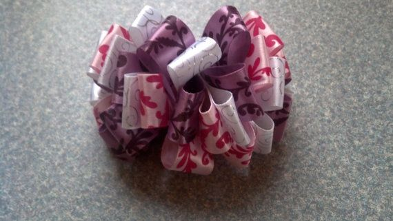 Loopy hairbow by ElegantHairbow on Etsy, $3.99