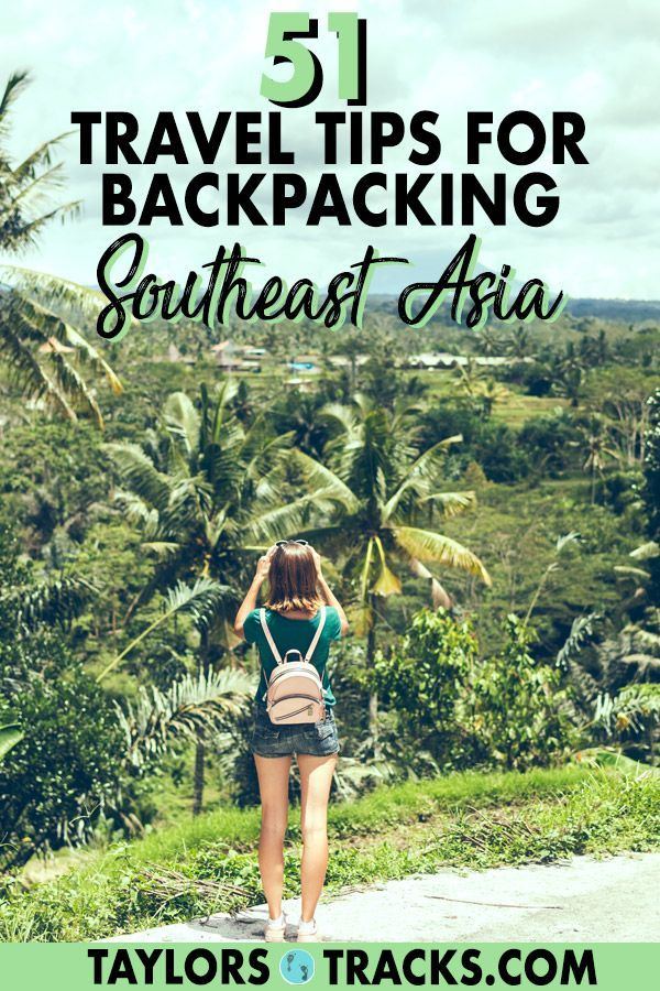 Learn how to travel Southeast Asia smoothly before you even get there with these simple yet important Southeast Asia travel tips that are ideal for backpacking but also other types of travel in Southeast Asia. These travel tips will help you save money, travel smarter and teach you what to look out for across Southeast Asia in Thailand, Cambodia, Laos, Vietnam, Indonesia, Myanmar and the Philippines. #traveltips #budgettravel