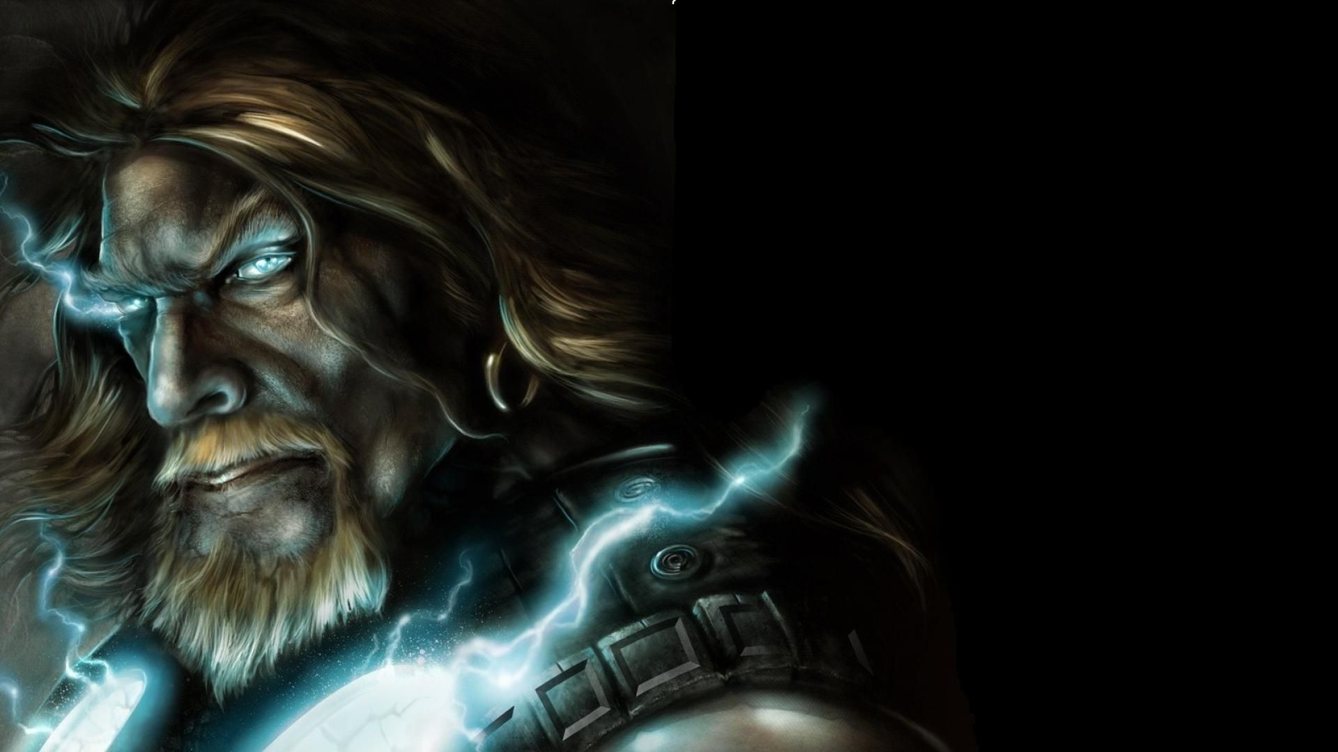 Thor God Art Heroes 1920x1080 Hd Wallpaper And Free Stock Photo