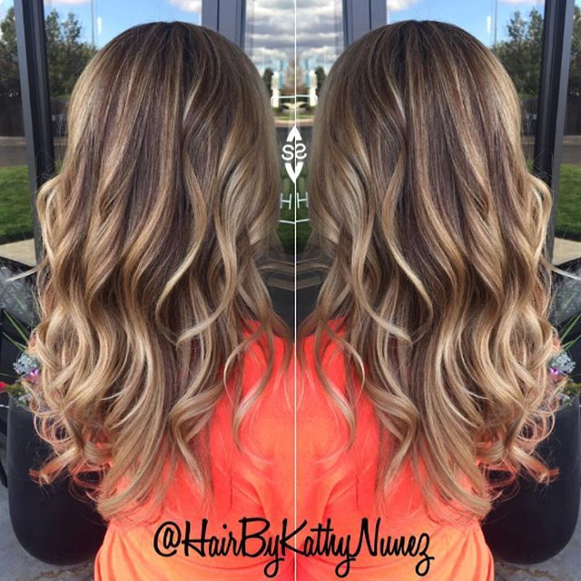 """Bronde and beautiful! #hairbykathynunez   Styled by @hairby_baileyk"" Photo taken by @hairbykathynunez on Instagram, pinned via the InstaPin iOS App! http://www.instapinapp.com (09/17/2015)"