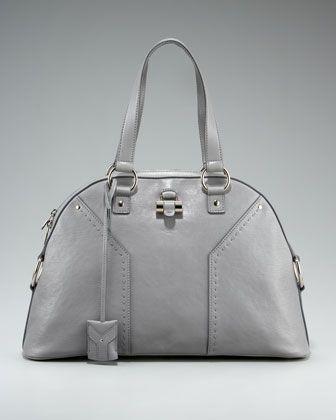 d067ebd5b02 Yves Saint Laurent Muse Bag, Large - Neiman Marcus   Bags ...