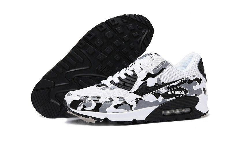 Buy Discount Discount 2014 Nike Air Max 90 Running Shoes On Sale White  Black Grey from Reliable Discount Discount 2014 Nike Air Max 90 Running  Shoes On Sale ...