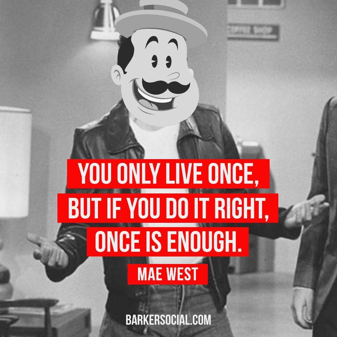 Seize the day! wisdom motivation inspirational