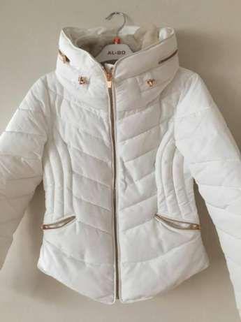 Biala Kurtka Puchowa Slub Zimowa Zara Nowa Bielsko Biala Image 1 Winter Jackets Rain Jacket Jackets