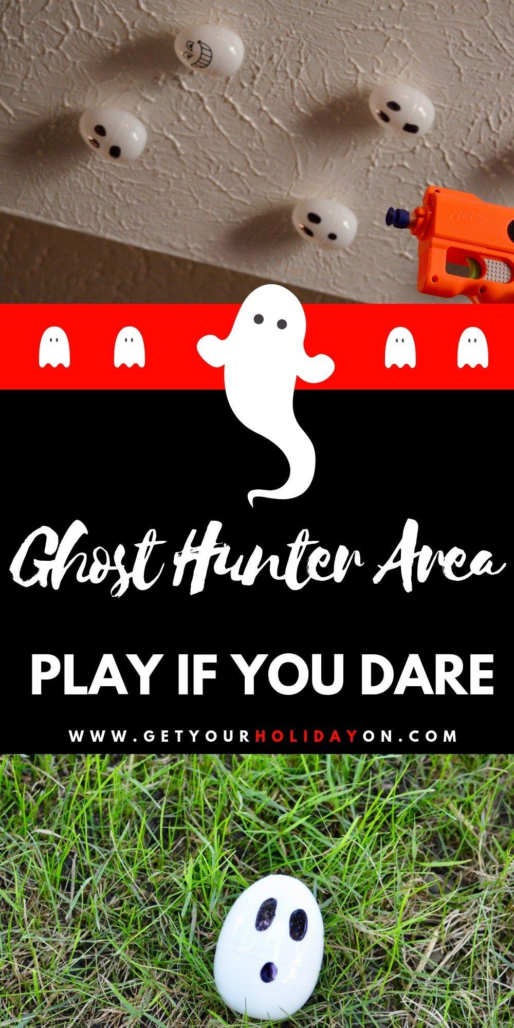 Ceiling Halloween Ghost Hunt Ghost hunting, Fun