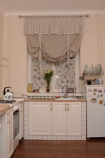 Шторы В Стиле Прованс casa Pinterest Cortinas, Cocinas y - cortinas para cocina modernas