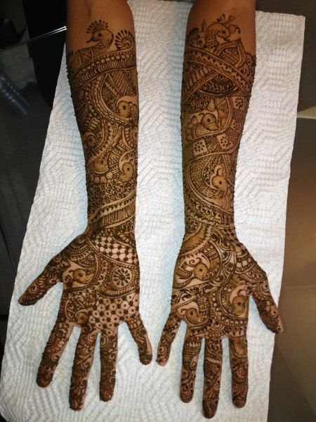 Intricate Mehndi Patterns : Intricate mehndi designs fabulous letter