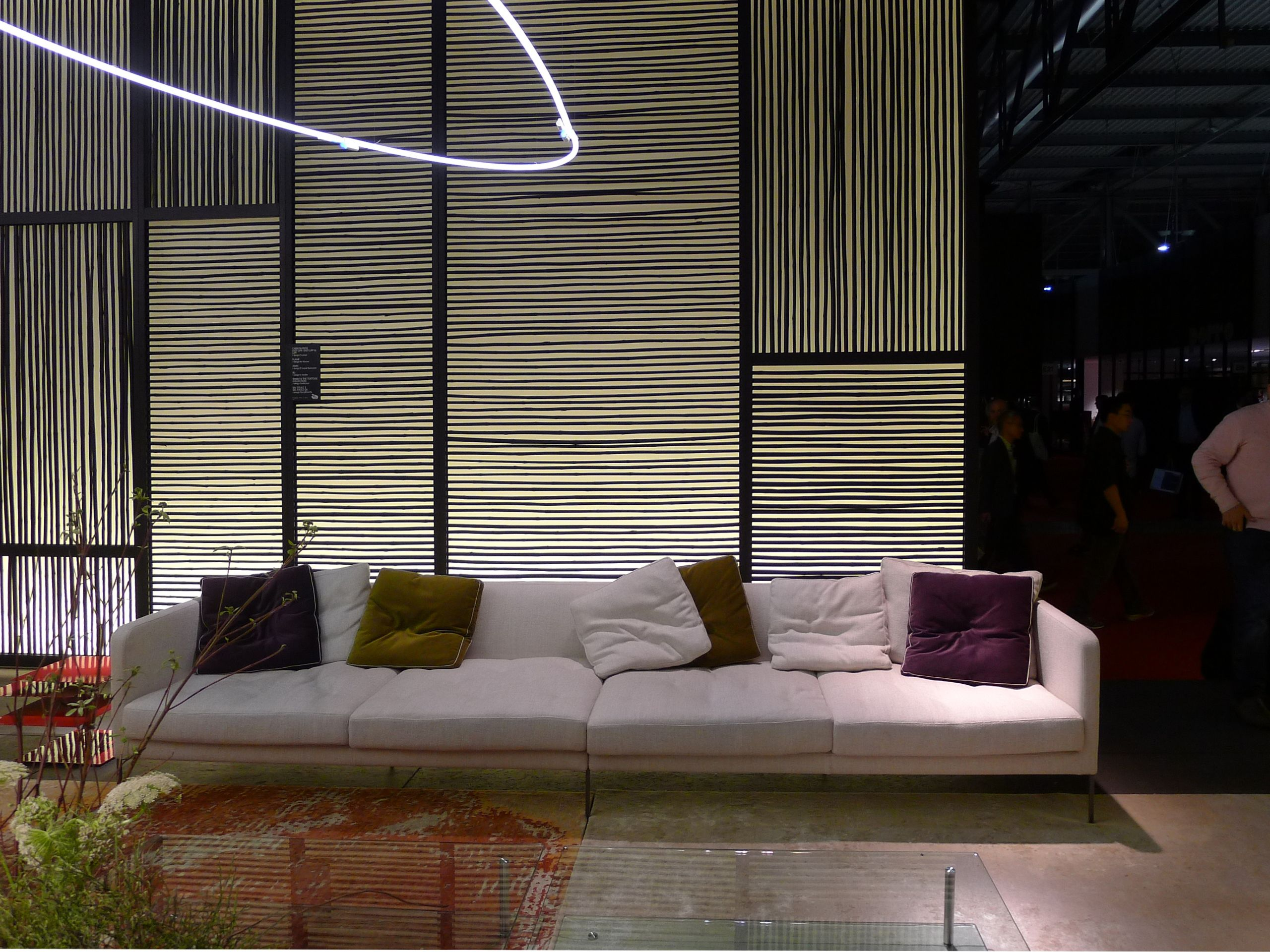 2015 salonemobili milano #livingdivani #easy lipp #lissoni #wohnidee ...