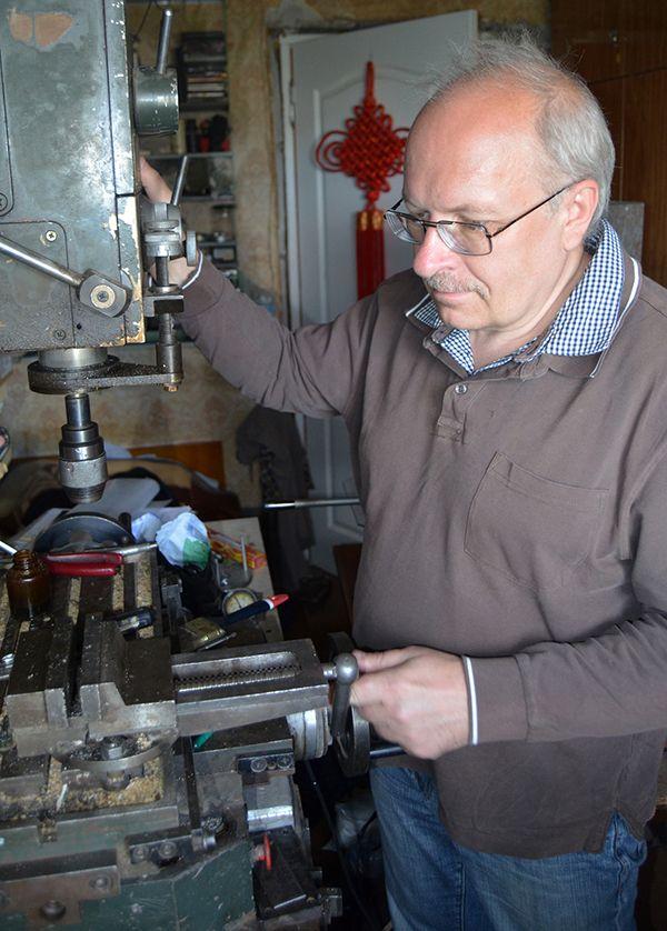 Гомельский изобретатель создает уникальные отопительные приборы и отменяет второе начало термодинамики