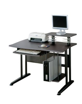 Staples Has The Coaster Contemporary Wood Metal Computer Desk