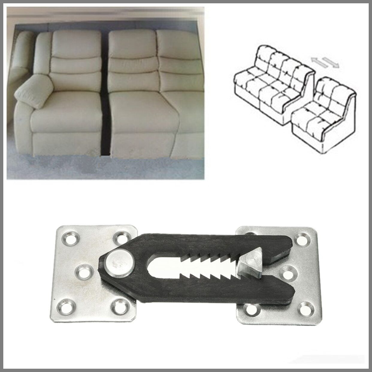 45 Reference Of Sofa Snap Sectional Couch Connector Instructions In 2020 Sectional Furniture Couch Furniture Couches Sectionals