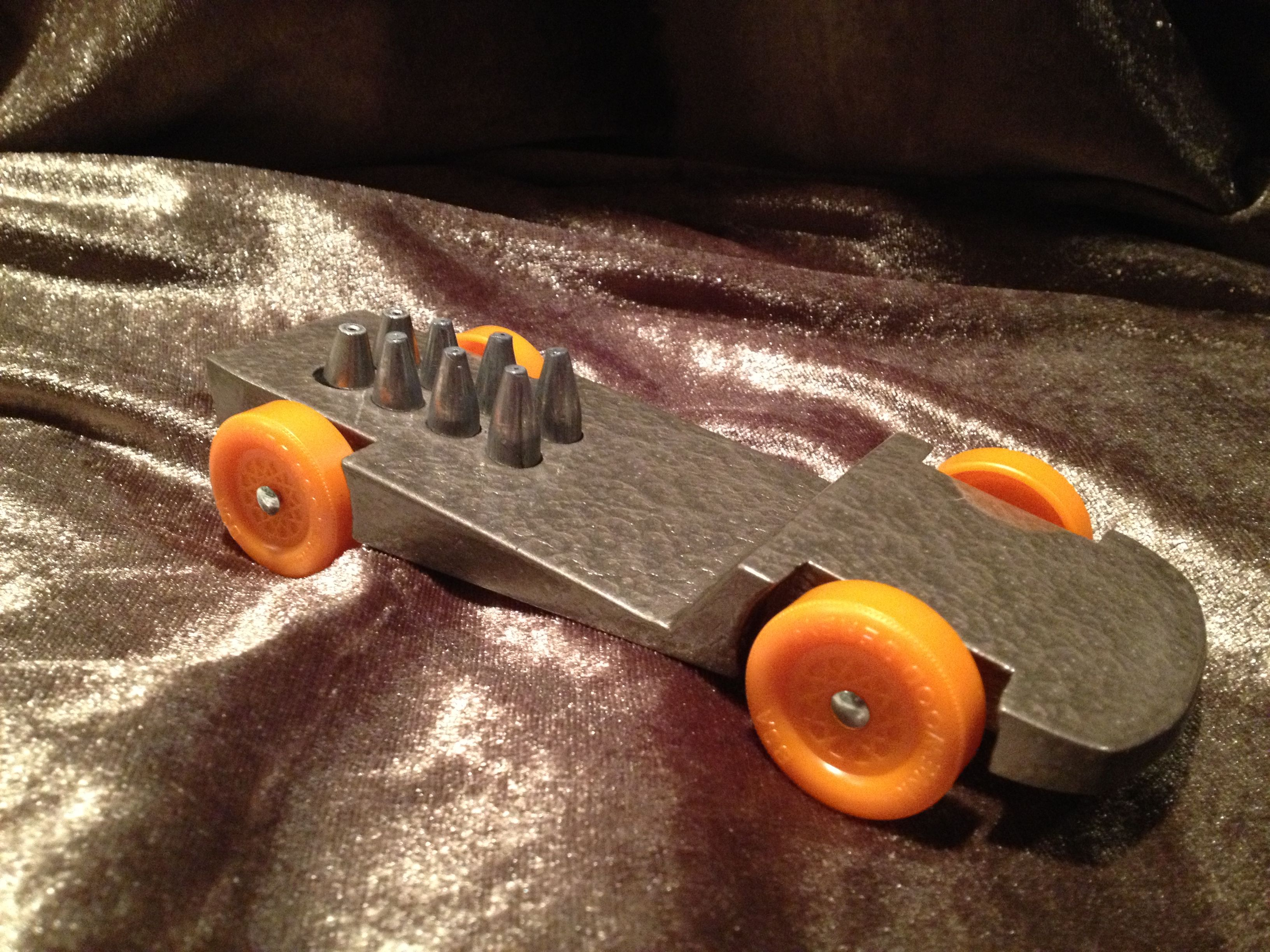 Pin On Not Yo Daddy S Pinewood Derby Race Cars